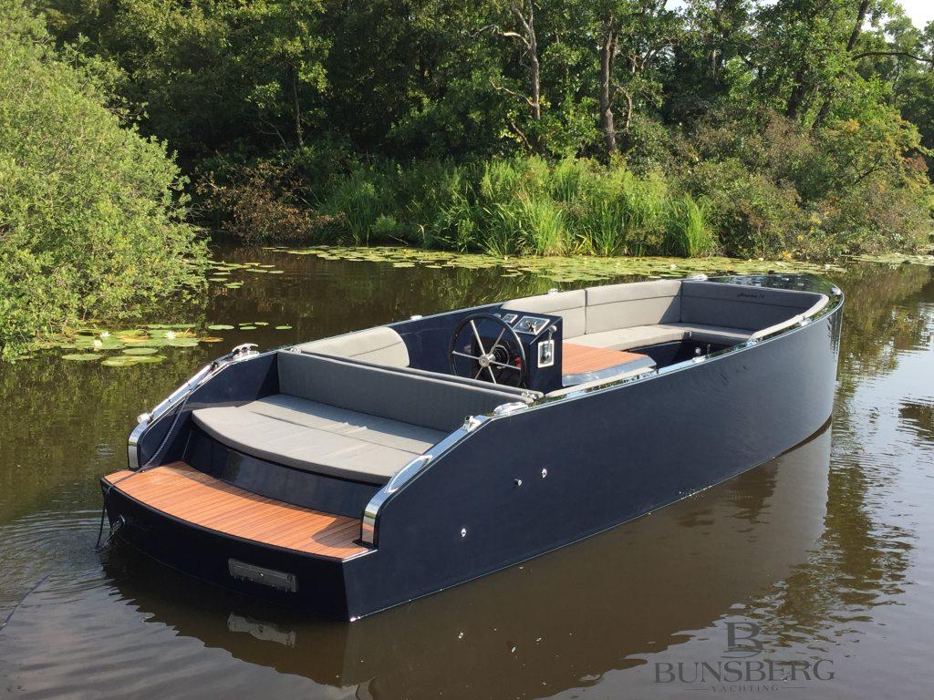 tender 72 moderne sloep